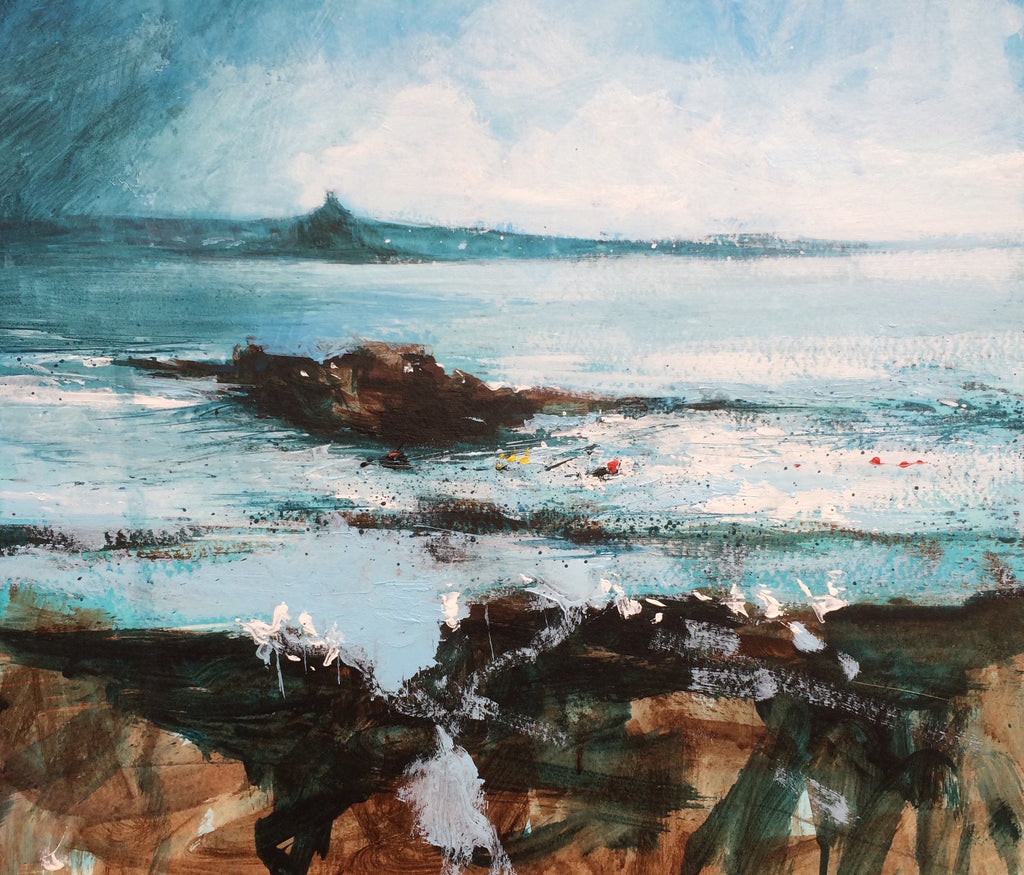 Swimmers - Mounts Bay