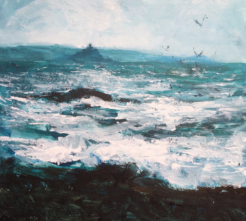 A Big Sea - Mounts Bay