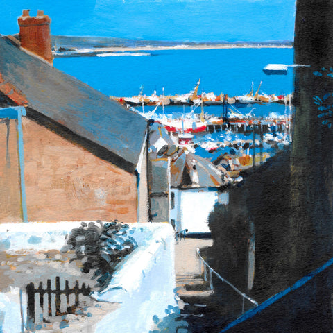 Church Street - Newlyn Print