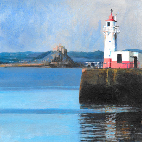 Newlyn Light Print