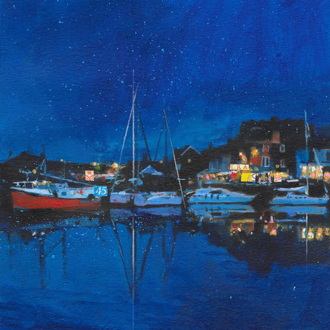 Padstow - A Star Filled Evening