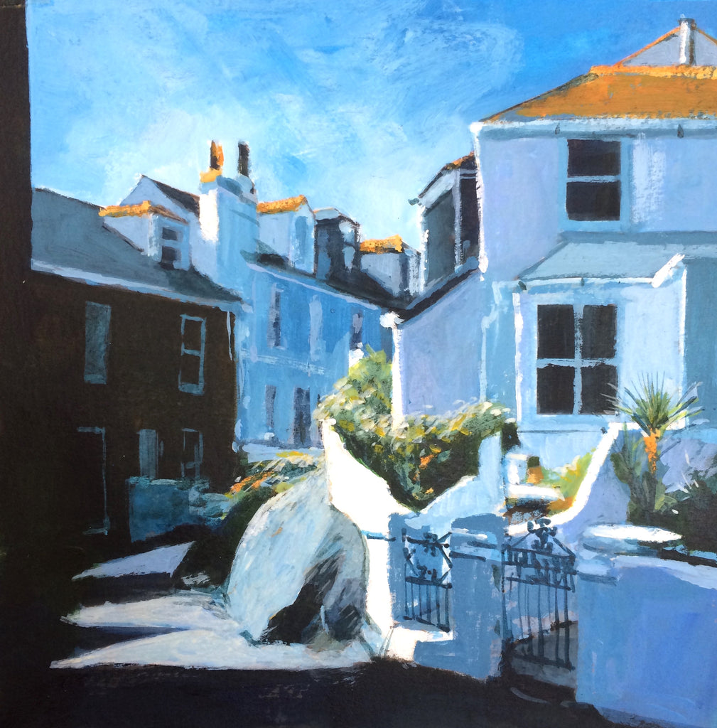 Sunlight and Shadow - St Ives Print