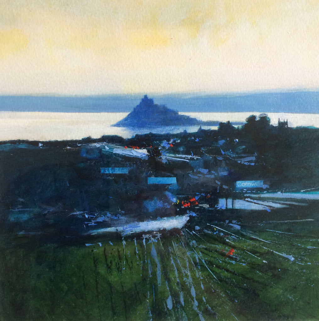 Mounts Bay Landscape