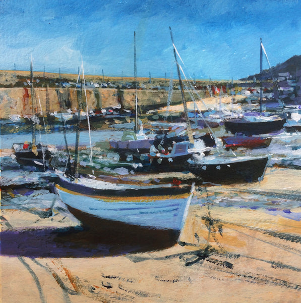 Boats and Floats - Mousehole