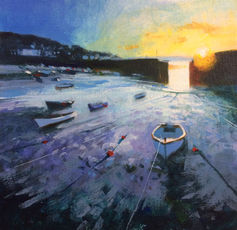 Sunrise - Mousehole