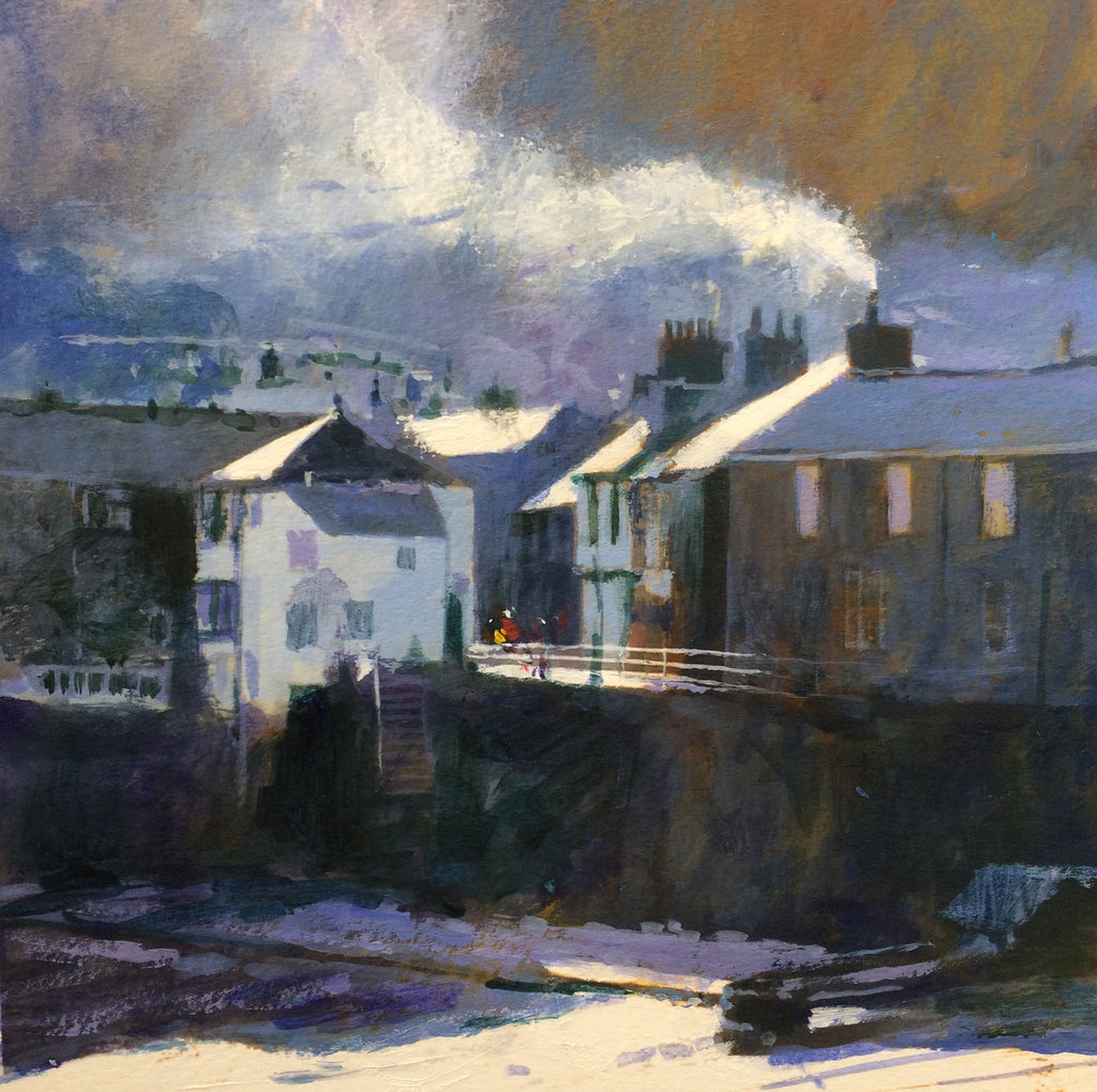 Winter - Mousehole Print