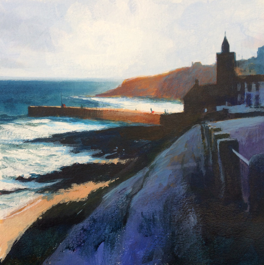 Early Light - Porthleven