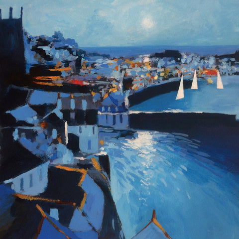 Three Sails - St Ives
