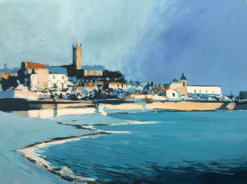 Seafront Blue - Penzance