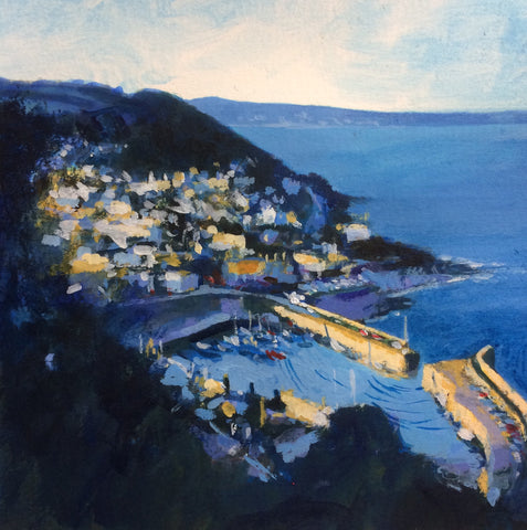 Sunlight and Shadow - Mousehole Print