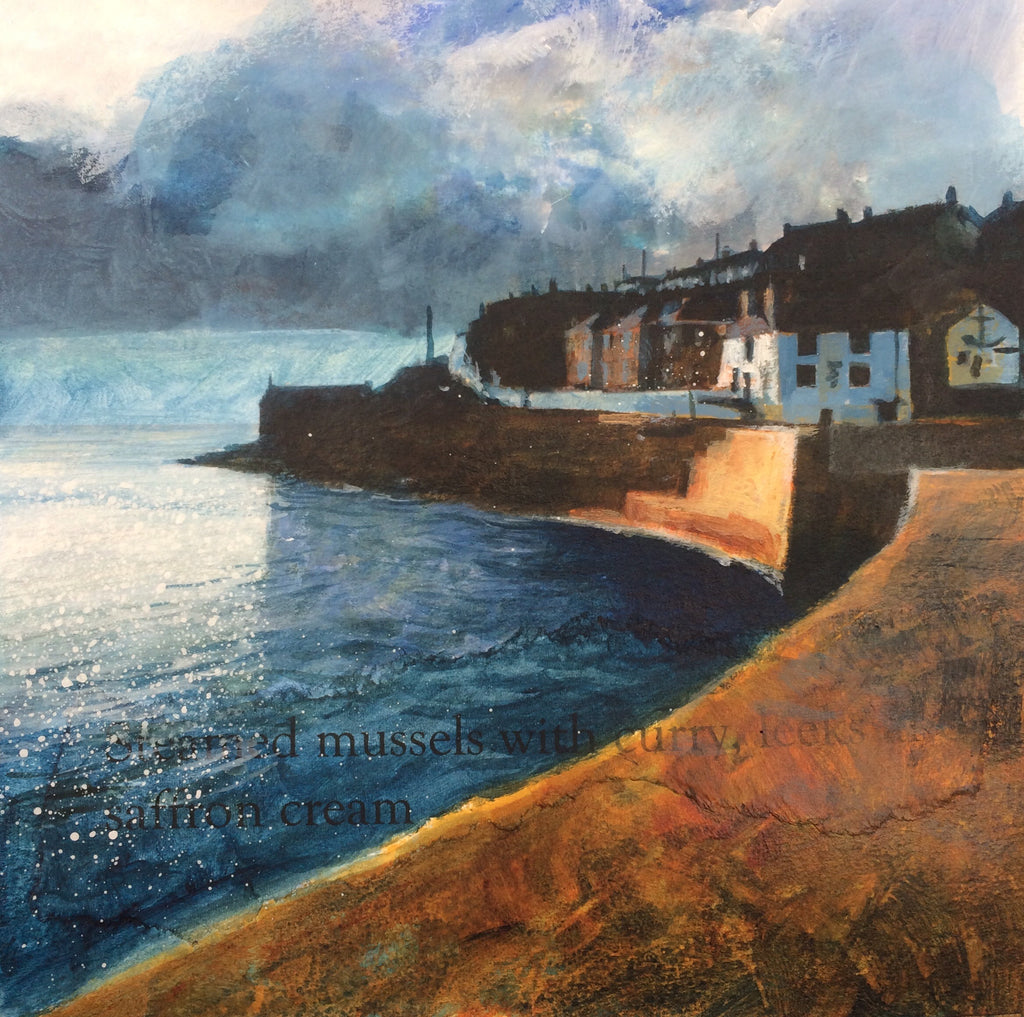Evening - Porthleven Print