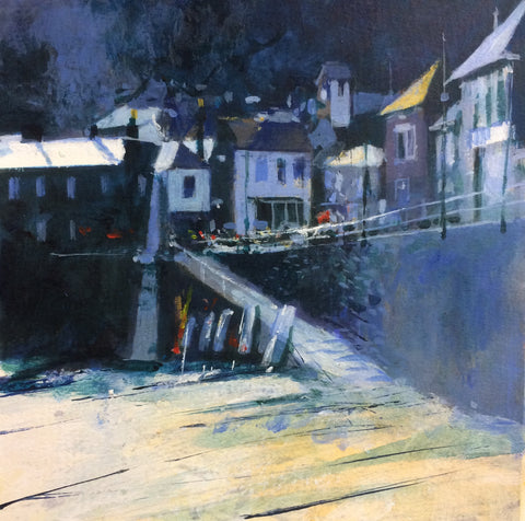 Afternoon Shadow - Mousehole Print