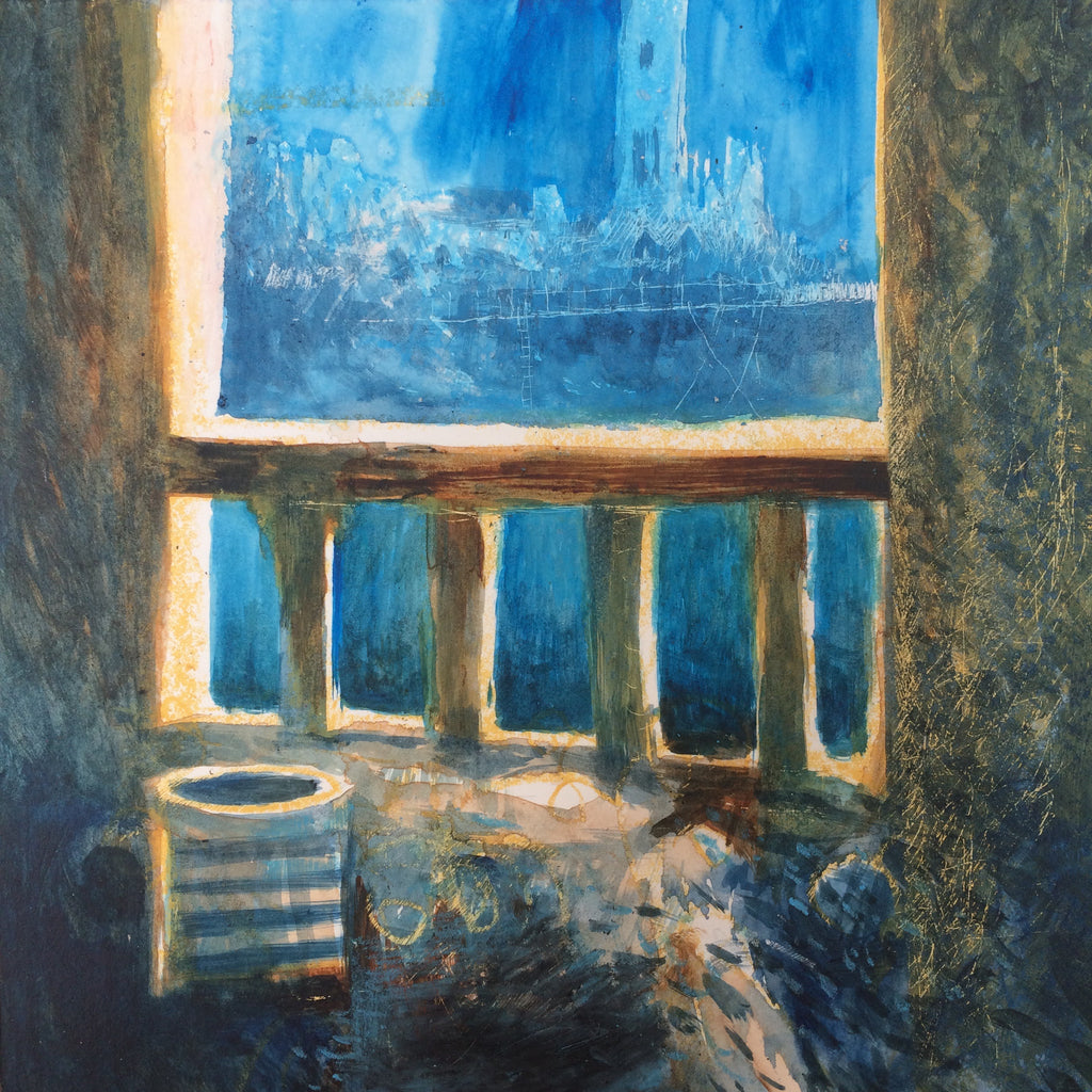 A Cornish Window