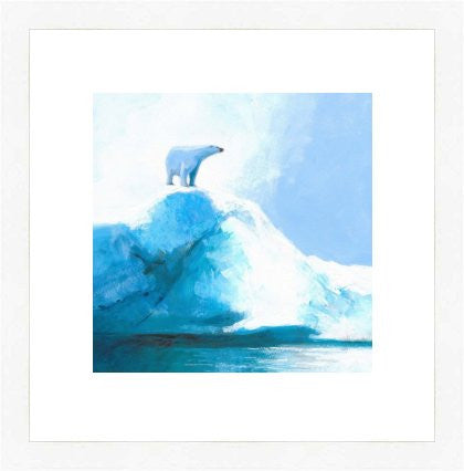 King of the Ice Limited Edition Print