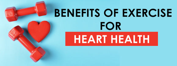 importance of exercise for heart health