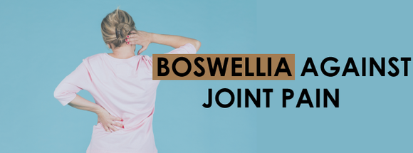 Boswellia for joint and back pain