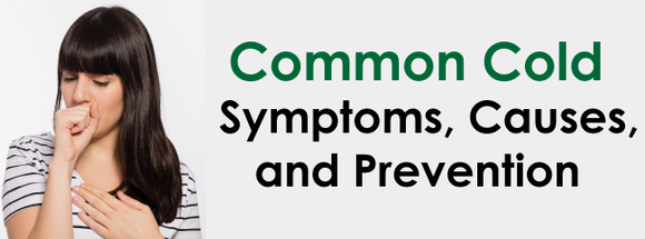 what are the symptoms of common cold