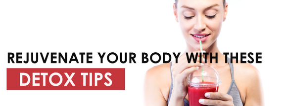simple detox tips for your body