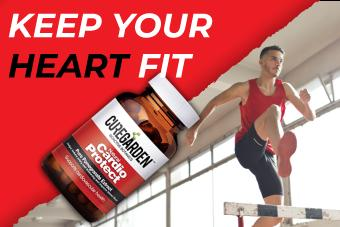 Cardio protect improves cardiovascular health naturally