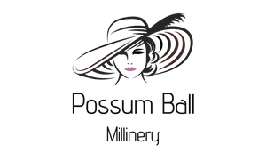 Possum Ball Millinery
