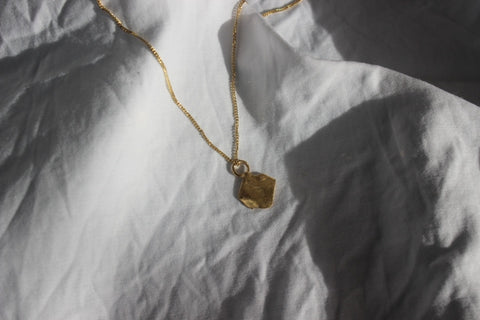 Gold nebula necklace - EMBR jewellery