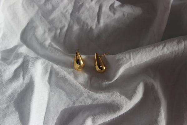 PRE ORDER  -  Gold helios earrings - EMBR jewellery