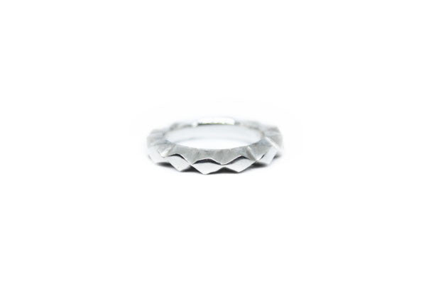 Silver oscillate ring - EMBR jewellery