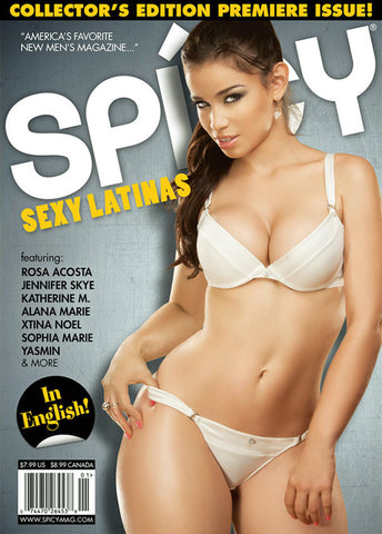 Spicy Magazine Issue #1