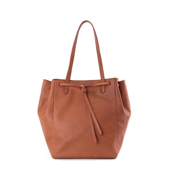 Nu Market Leather Tote