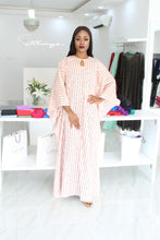 Oyin Blush Lace Kaftan