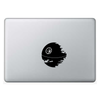 Macbook стикер - Star Wars Death Star