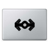 Macbook стикер - Star Wars TIE Fighter