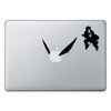 Macbook стикер - Harry Potter Snitch