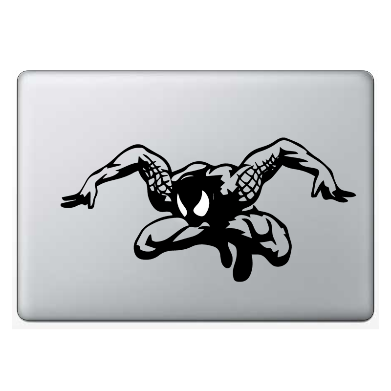 Macbook стикер - Spiderman