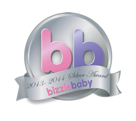 bizziebaby silver award winners 2014