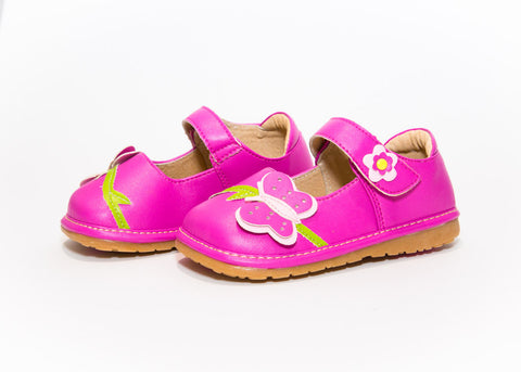 Hop'n'Squeak Squeaky Children's Shoes and Sandals