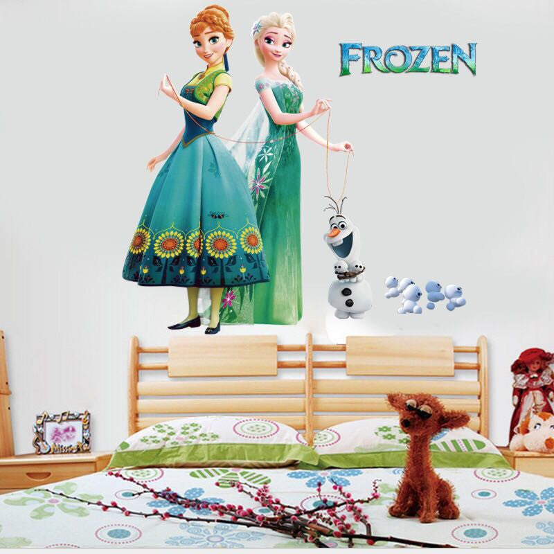 Disney Frozen Princess Elsa & Anna