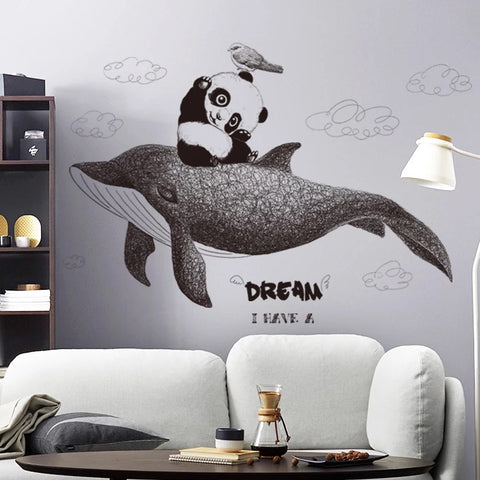 Dolphin Wall Decals