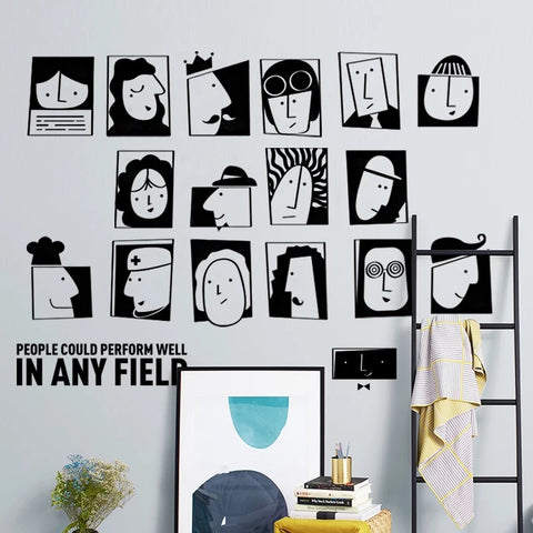 Wall Sticker For Home Office