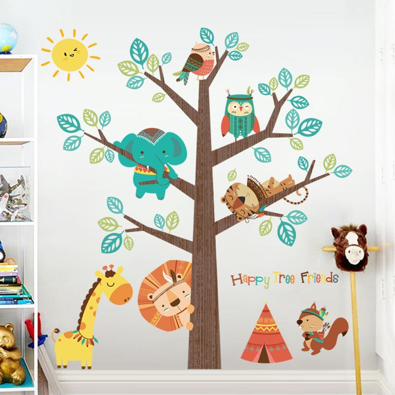 Tree Decals For Kids