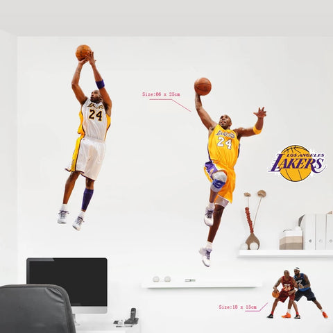 Kobe Wall Decals