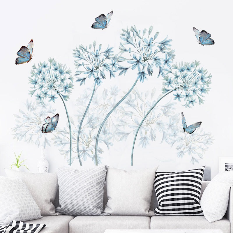 Flowers Wall Stickers