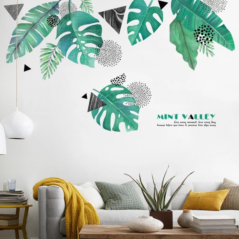 Tropical Wall Decals  sc 1 st  the treasure thrift & Tropical Wall Decals u2013 the treasure thrift