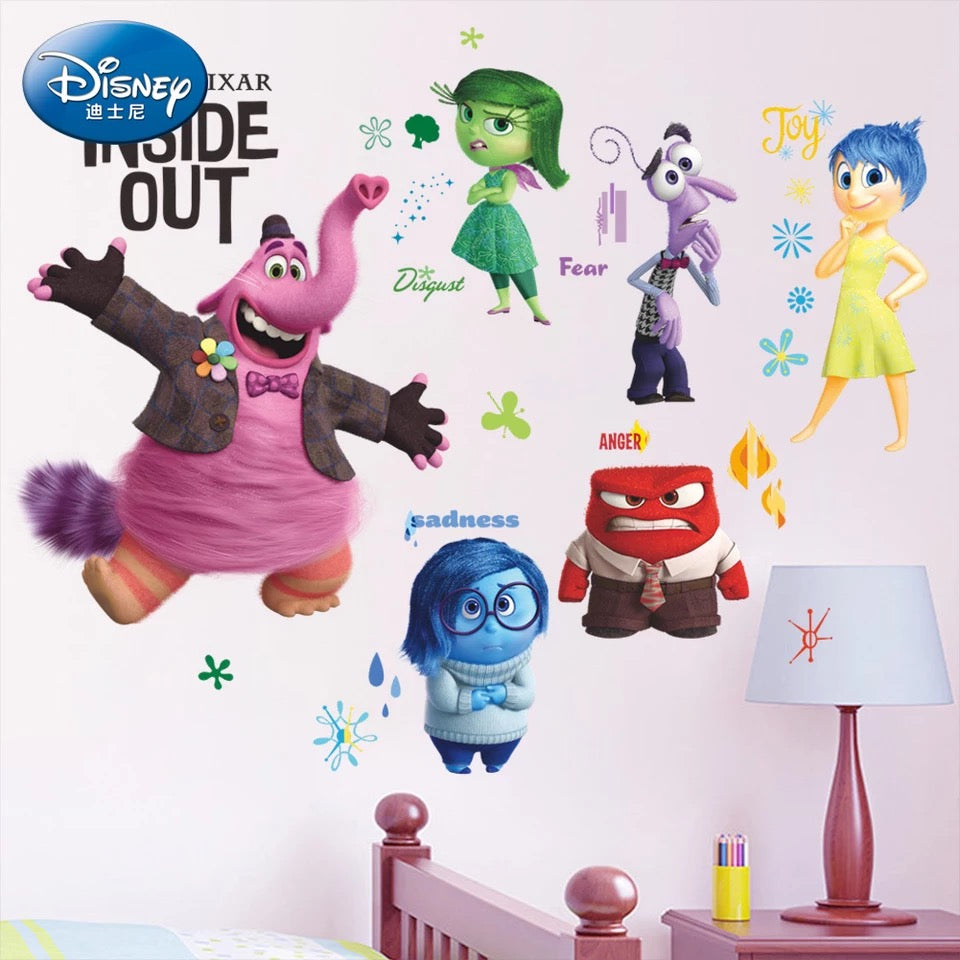 Inside Out Wall Stickers