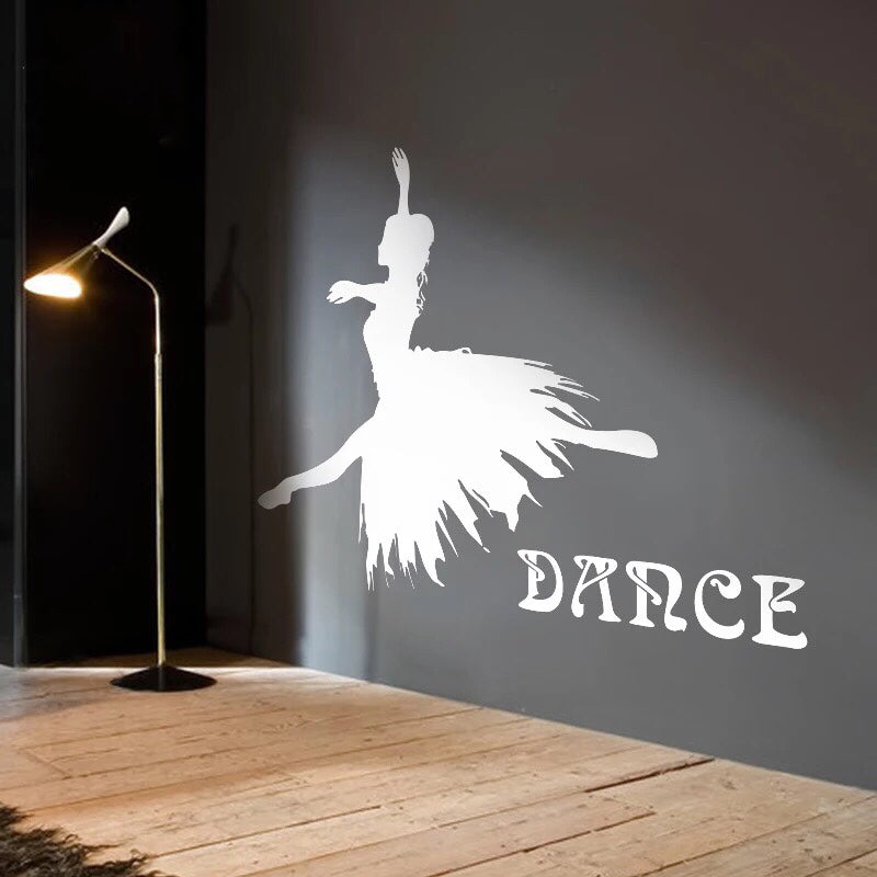 Dance Wall Decal