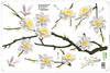 Flowers & Branches Wall Stickers