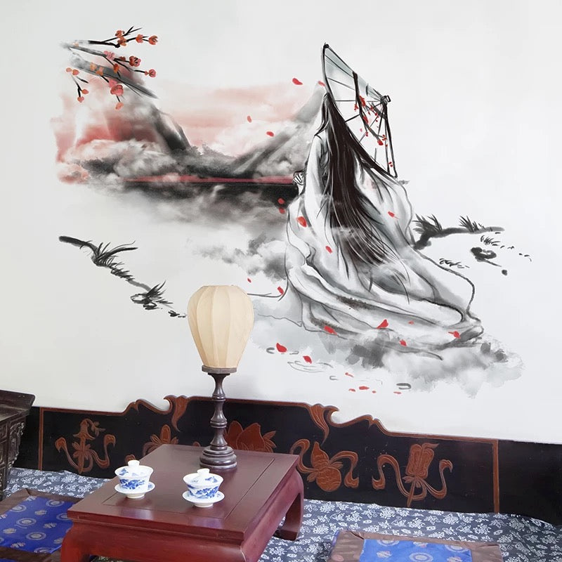 Chinoiserie Wall Decals