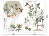 Chinoiserie Branches & Birds Wall Decals