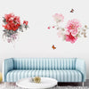 Peonies Wall Decals