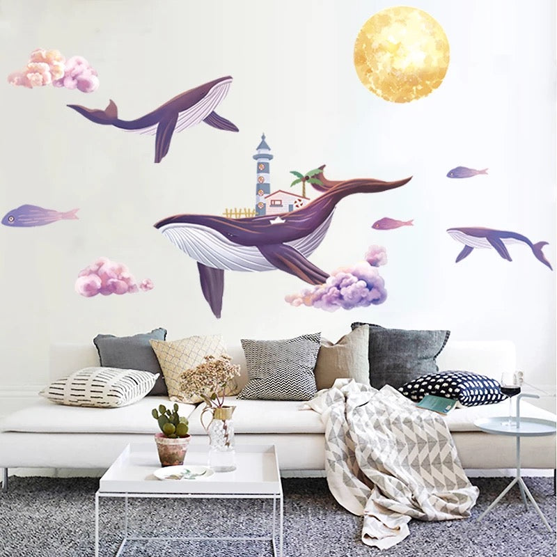 Dolphins Wall Decals